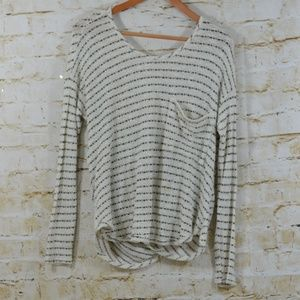 Free People Angel Island Hacci Sweater